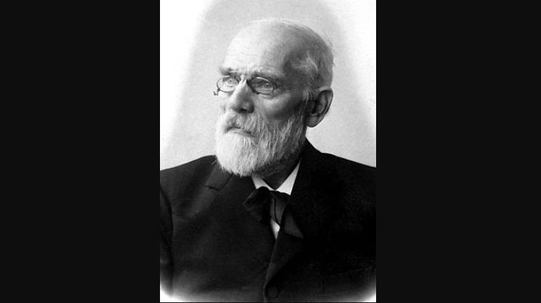 Johannes Diderik van der Waals (rond 1910)