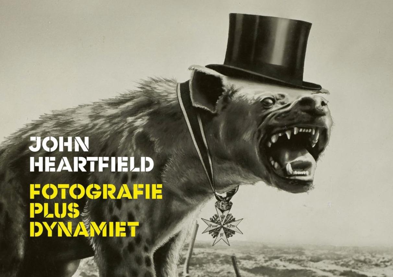 John Hartfield - Fotografie plus dynamiet