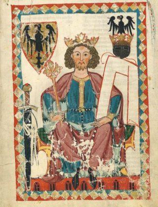 Keizer Hendrik VI  van het Heilige Roomse Rijk