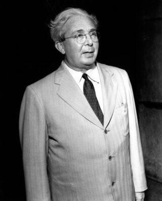 Leó Szilárd rond 1960