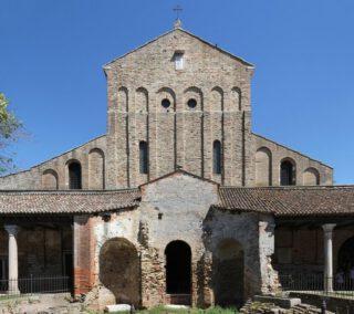 Kathedraal van Santa Maria Assunta, de eerste kathedraal in de Lagune van Venetië.