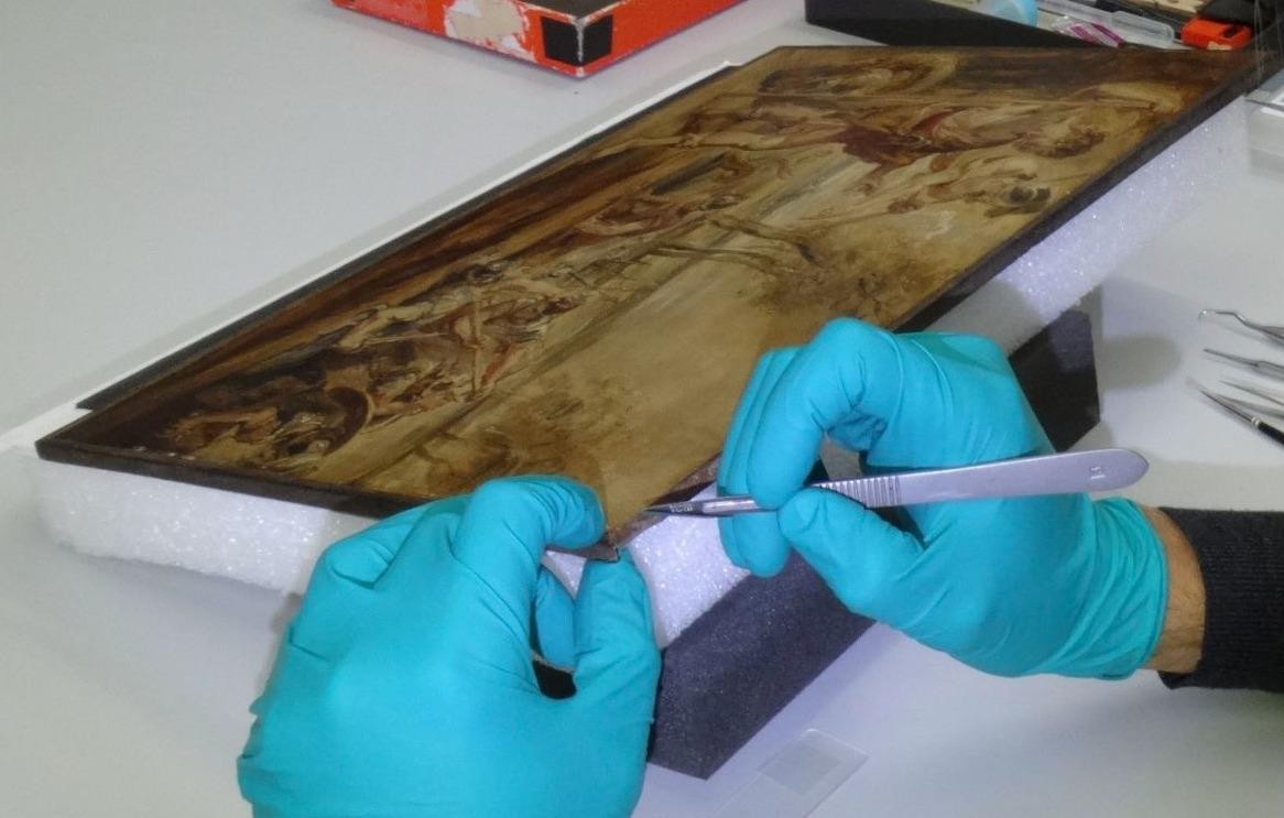 Dendrochronologisch onderzoek aan de hand van houtsample