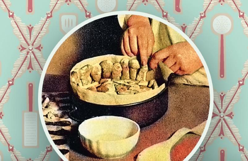 Het geroofde kookboek van Alice Urbach. Fragment uit de cover