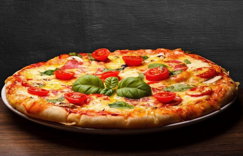 De pizza, een geschiedenis