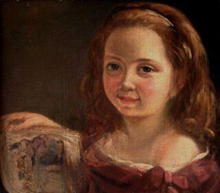 De jonge Ada Lovelace - Alfred d'Orsay, 1822
