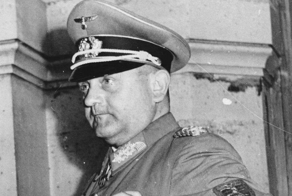 Dietrich von Cholditz, 1942