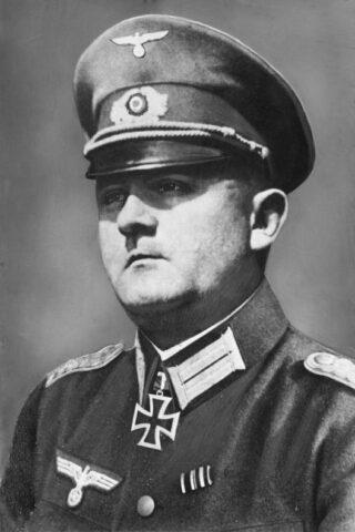 Dietrich von Choltitz, 1940