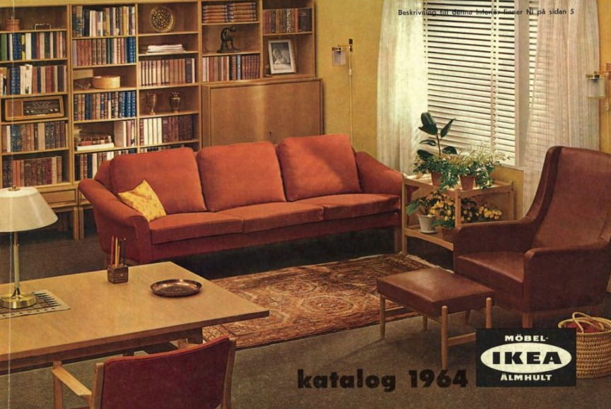 IKEA-catalogus van 1964