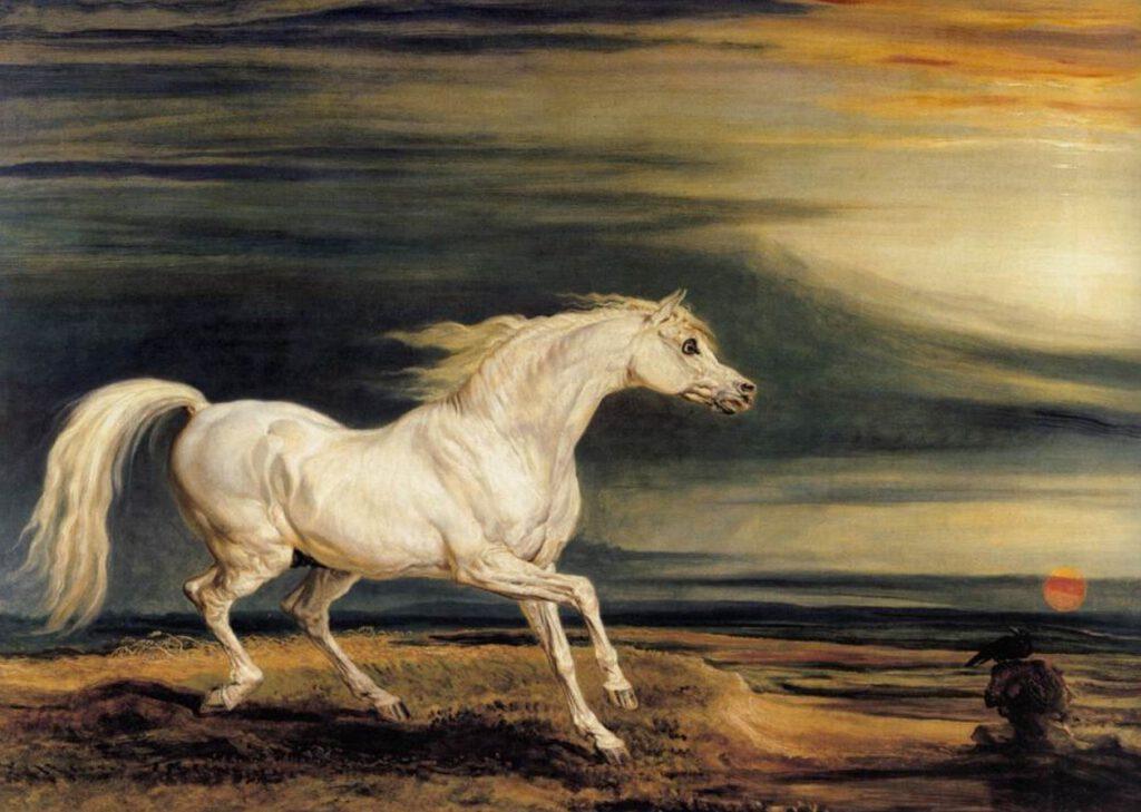 Marengo - James Ward, 1824