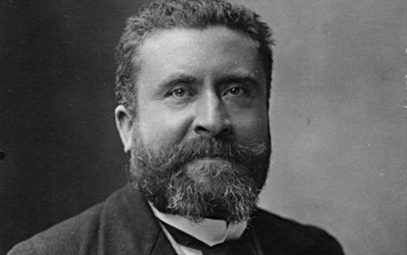Jean Jaurès, 1904 - Gefotografeerd door Nadar