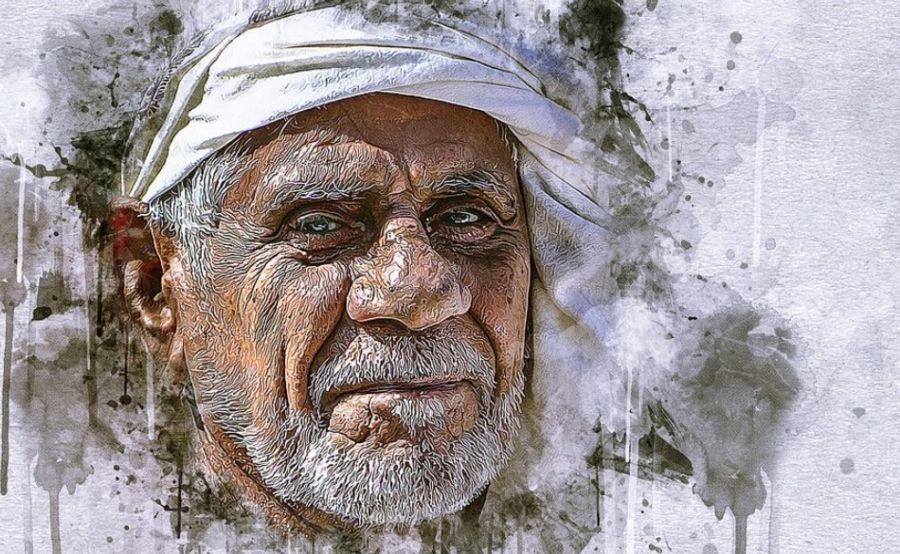 Afbeelding van een willekeurige arabier