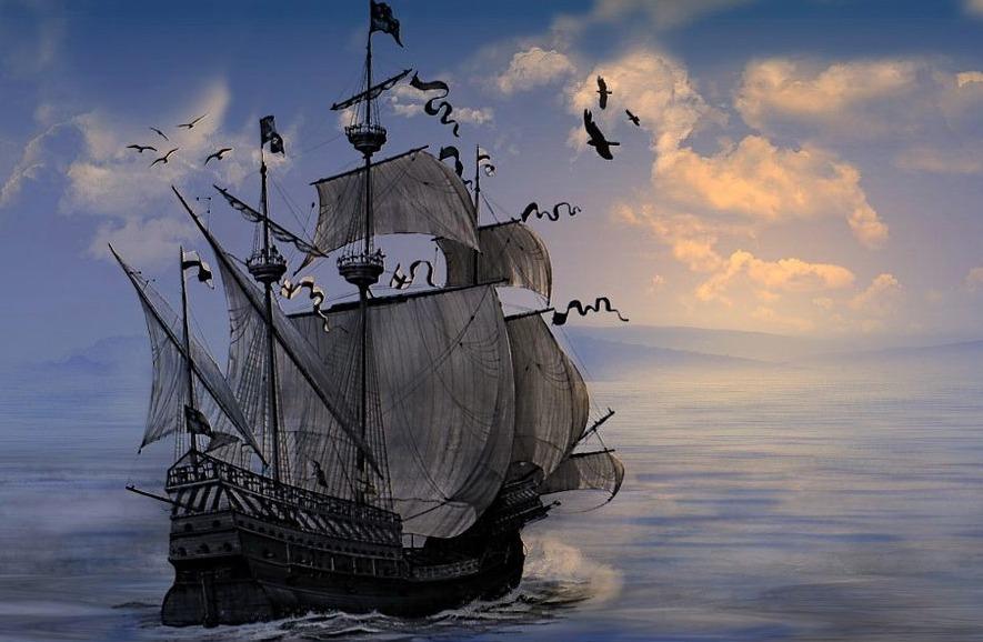 Historisch zeilschip