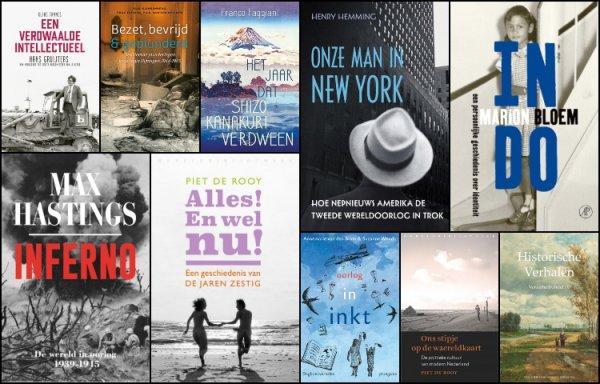 Nieuwe geschiedenisboeken (week 10) – 2020