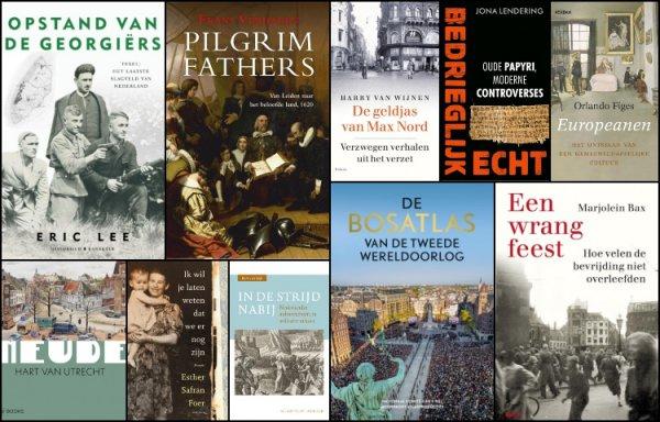 Nieuwe geschiedenisboeken (week 13) – 2020