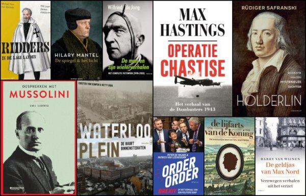 Nieuwe geschiedenisboeken (week 23) – 2020